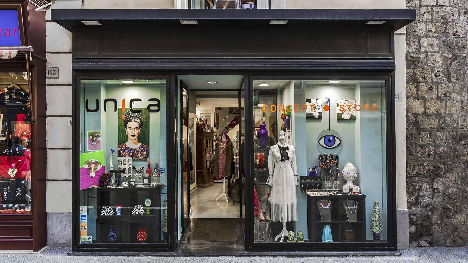 Unica Concept Store Sorrento